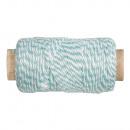 Thread, 1mm ø, lagoon, 10 g