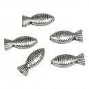 Akril díszítő hal, 12 db