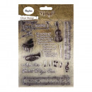 Clear Stamps - Vintage Music,