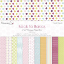 Scrap Block Bright Spark, FSC Mix Credit, 36 hojas
