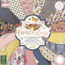 wholesale Decoration: Scrap Block Wanderlust, FSC MixCred., 48 sheets