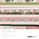 Scrap.Block Full Bloom, 40 sheets