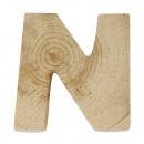Holzbuchstaben,