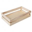 Latte de boîte en bois, FSC Mix Credit,