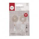 BP Dreamcatcher Dream, FSC100%, 7cm ø, 2 piezas