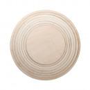 Drewniane pierścienie m. Talerz, FSCMixCred, 60 cm