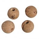 Kurkkraal, 20 mm ø, 4 stuks