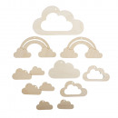 H-trailer for mobile small Cloud, FSCMixCred, natu