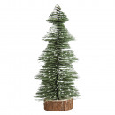 Deko-Tannenbaum beschneit, 1 Stück