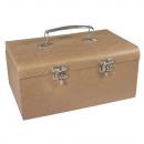 Papieren koffer, FSC Rec. 100%,
