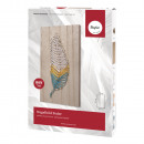Bastelpackung: plume d'ongle, 1 pièce