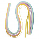 wholesale Other: Paper for quilling, pastel, 100 pieces
