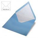 Square envelope, plain, FSC Mix Credit, azure,