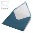 Square envelope, plain, FSC Mix Credit, dark tü