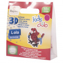Craft Kit Perlentier Lola, 1 Set