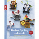 Book: Modern Quilling foolproof,
