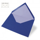 Koperta C6, gładka, FSC Mix Credit, błękit królews