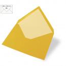 Koperta B6, uni, FSC Mix Credit, słoneczny żółty,