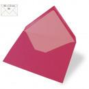 Envelope B6, plain, FSC Mix Credit, pink, 5 pieces