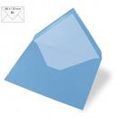 Envelope B6, plain, FSC Mix Credit, azure, 5 piece