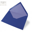 Busta B6, semplice, FSC Mix Credit, blu reale, 5 p