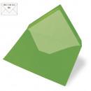 Envelope B6, plain, FSC Mix Credit, evergreen, 5 p