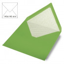 Envelope square, plain, FSC Mix Credit, evergreen