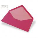 Envelope DIN long, plain, FSC Mix Credit, pink, 5