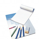 Przezroczysty papier, 80 g / m2,