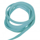 wholesale Flashlights: Micro suede, turquoise, 5 pieces