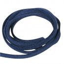 wholesale Flashlights: Micro suede, dark blue, 7 pieces