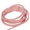 wholesale Flashlights: Micro suede, rosé, 10 pieces