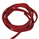 wholesale Flashlights: Micro suede, red, 11 pieces