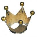 Metal crown,