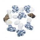 Piezas de dispersión de Polyresin: zapatillas de p
