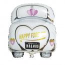 wholesale Car accessories: Foil balloon wedding car, 1 piece