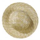 Großhandel Kopfbedeckung: Strohhüte, natur, natur,