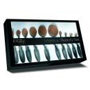 Großhandel Make-up: Set mit 10 Make-up-Pinseln