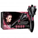 pro-twist braiding curling iron