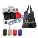 Großhandel Taschen & Reiseartikel: Einkaufstasche  'Shopping', faltbar, 4/s
