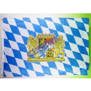 grossiste Cadeaux et papeterie: Drapeau Bavière  60x90cm, avec oeillets métalliques