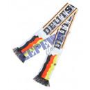 grossiste Cadeaux et papeterie: Allemagne écharpe de football 13x150cm