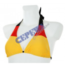wholesale Swimwear: Bikini top Germany, Deluxe
