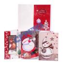 grossiste Cadeaux et papeterie: Carte de Noël, 3D,  4 / s, avec de la musique et la