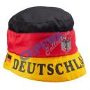Großhandel Geschenkartikel & Papeterie: Anglerhut mit  'Deutschland' Print  NEW