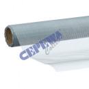 Ozdobna tkanina organzy 40x200cm, Silver