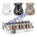 wholesale Fragrance Lamps: Fragrance lamps, small, 3-fold sorted, 8cm
