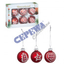 wholesale Houshold & Kitchen: Country House Christmas tree ball, about 4 cm ...