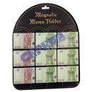 """grossiste Cadeaux et papeterie: Aimant """"Euro  Note"""", environ 7x5 cm"""