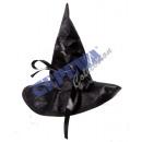 "Mini Witch Hat ,""bodice"" black"